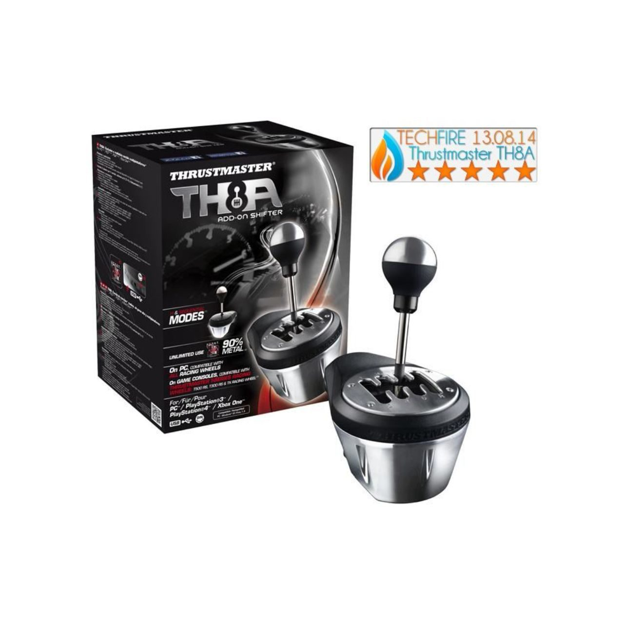 Thrustmaster Řadící páka TH8A Shifter Add-On